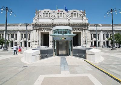 Hauptbahnhof-Mailand