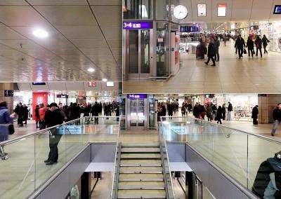 Referenz Hauptbahnhof Hannover