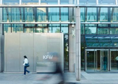 Referenz KFW Frankfurt & Berlin